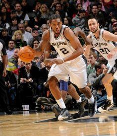 NBA Finals MVP: Kawhi Leonard is the Man for the Spurs