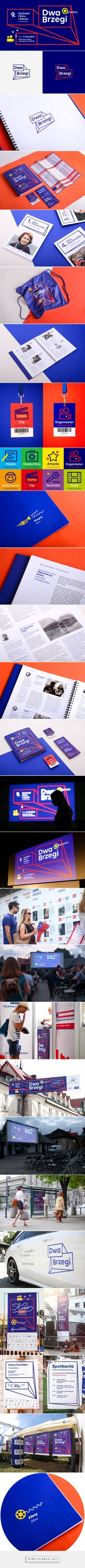 Dwa Brzegi - 9th Film and Art Festival on Behance - created via http://pinthemall.net