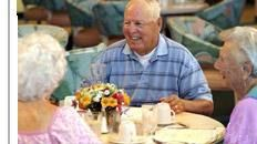 Catering for healthcare    Meals are particularly savoured in residential homes and we work hard to provide tempting nutritious menus, flexible choices and courteous service that will please the most discerning of residents.
