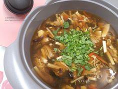 酸辣湯食譜、作法 | 小茹的輕鬆美味料理的多多開伙食譜分享