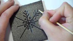 Ecco un'altra idea creativa per il Natale: come creare degli stampini a partire dalle vaschette di polistirolo. Un'idea semplicissima, veloce ma che dà degli...