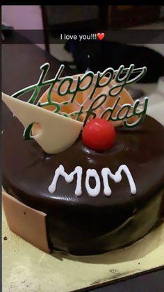 Happy Birthday Chocolate Cake, Happy Birthday Wishes Cake, Happy Birthday Template, Beautiful Birthday Cakes, Cake Story, Dad Cake, Birthday Girl Pictures, Dairy Milk Chocolate, Snap Food