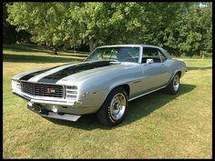1969 Z28 Camaro Convertible For Sale 1969 Chevrolet
