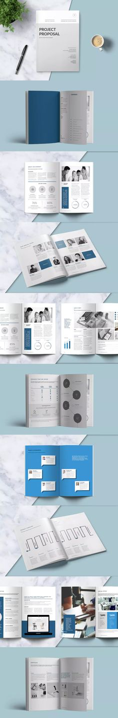 Proposal Proposals, Adobe indesign and Brochure template - best proposal templates