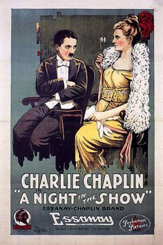 Charlie Chaplin in A Night in the Show (1915 film)