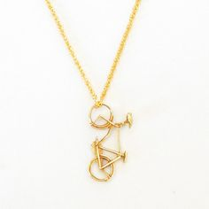 Bike Hawk Necklace, $69, now featured on Fab.