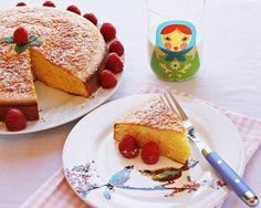 Casa de Retalhos: Bolo de leite condensado ♥ Sweetened condensed milk cake