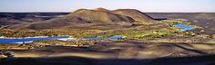 Desert oasis in Libya | Feel The Planet