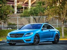 Mercedes-Benz CL63 AMG on R22 ADV1 Wheels | BENZTUNING | Performance and Style