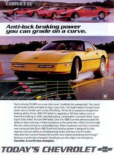 Chevrolet 1986 Corvette