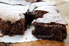 #Torta cioccolato e cocco morbidissima