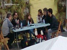 Canal Osera y Mas Podcast en el Primera San Valentín Sangriento de Alicante