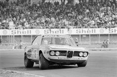 1973-03 Monza - The Sunroof Schnitzer (winner of European Hillclimb Gr2 1971)