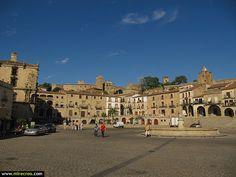 www.mirecreo.com Plaza Mayor de Trujillo, Cáceres #trujillo #caceres #extremadura #españa #spain #turismo #tourism #travel #viajes #holidays #mirecreo #ocio #vacaciones