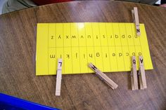 matching game with lowercase and uppercase letters - I am totally making this for one of my D5 word work stations for beginning of the year.  :)