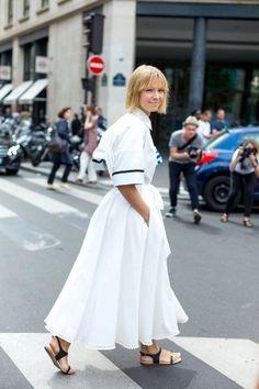 25 ways to wear white this summer: