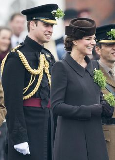Image result for kate in walker dress st patricks day 2015