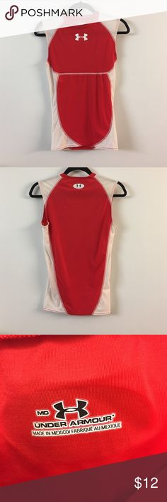 Under Armour Tank Gently worn! Under Armour Shirts Tank Tops