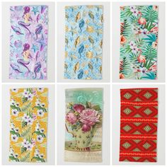 #freeshipping #worldwide #beachtowel in lots of themed. Check more designs at society6.com/julianarw - #beach #towel Available too as hand & #bathtowel