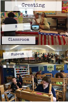 Blog Post about creating an Industrial Revolution museum in your classroom!