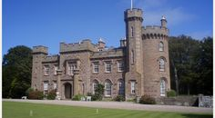 The Black Watch Castle and Museum, Perth and Kinross    Once the seat of the Earls of Kinnoull, Balhousie Castle dates back to the early 15th century and beyond. Its current appearance dates back to the 1863, when David Smart remodeled the castle in the then-popular Baronial style.