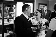 Hayley & Rob enjoying some well deserved pre ceremony drinks at the Heritage Bar at Bellinzona. March 2016.