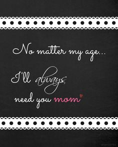 Missing My Mom Quotes And Sayings
