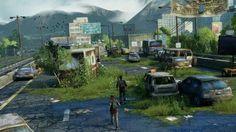 The Last of Us: Spring, Utah.