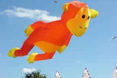 Giant Monkey Kite.