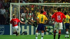 Norway 2-1 Brazil Marseille World Cup 1998