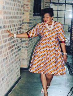 The best collection of trendy ankara styles to rock with sneakers, these ankara and sneakers trend is taking over fashion Latest Ankara Dresses, Ankara Dress Styles, African Print Dresses, African Print Fashion, Africa Fashion, African Wear, African Fashion Dresses, African Women, African Dress
