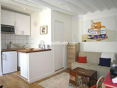 Paris Appartement Studio 20 m² République - rue Rene Boulanger 75010 Paris