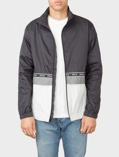 Nylon Warm Up Jacket