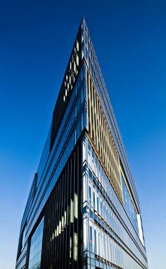 ZDF's Studios,Hamburg, Germany.