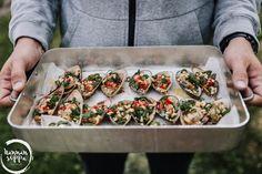 grillatut vihersimpukat / Hannan soppa