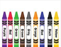 Free Printable Crayon Color Site Word Poster, Shapes, for Preschool PreK, or Kindergarten. Designed by 123 PreK Preschool Colors, Free Preschool, Free Poster Printables, Free Printable, Purple Crayon, Printable Shapes, Printable Alphabet Letters, Word Poster, Site Words