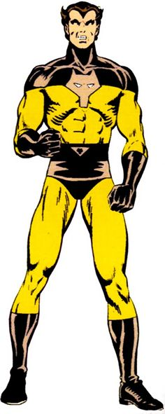 The original Timber Wolf (Brin London) - without this earlier DC character, we would not have the Wolverine character as we know him. Legion of Superheroes