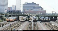 MBTA Cabot Yard, South Boston