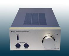 STAX SRM-717 Head Phone Amp - 2000
