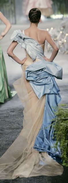 Christian Dior Haute Couture S/S 2005