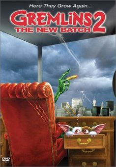 Directed by Joe Dante. With Zach Galligan, Phoebe Cates, John Glover, Robert Prosky. The Gremlins are back, and this time, they've taken total control over the building of a media mogul.