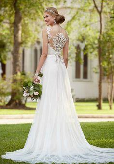 Stella York 6216 A-Line Wedding Dress