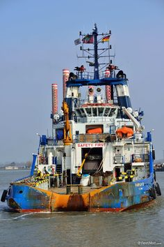 Fairplay-33 Oil Rig Jobs, Merchant Marine, Boat Stuff, Tug Boats, Lego House, Going Fishing, Submarines, Water Crafts, Sailboat