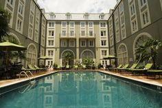 Bourbon Orleans Hotel (New Orleans, LA) #BloggersGo
