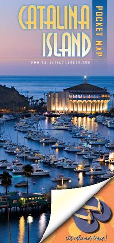 Catalina Island features fabulous land and water activities - including the new Zip Line and SeaTrek Undersea Adventure, romantic lodging for every taste and budget, a diversity of dining experiences.