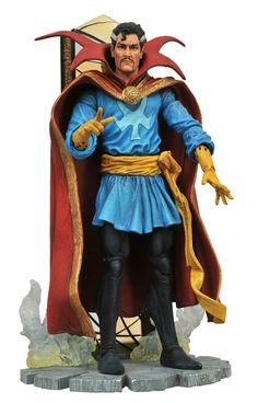 ToyzMag.com » Marvel Select : Dr Strange arrive à l'automne