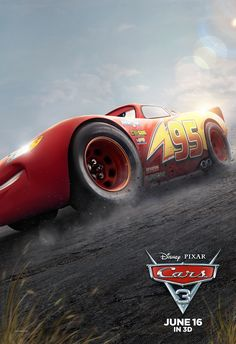 New cars disney poster birthday parties 37 ideas Walt Disney, Disney Pixar Cars, New Movie Posters, Disney Posters, Cars 3 Poster, Cars 3 Trailer, Cars 2006, Cars 1, Top Cars