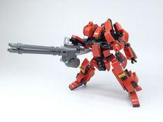 LEGO Robot Mk-2 | by ToyForce 120