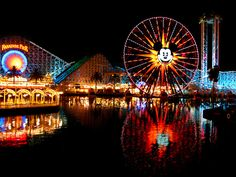 Disney's California Adventure    Disneyland Resort  Anaheim, CA