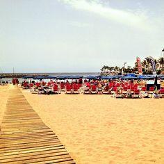 #beach #puerto de #mogan @ #grancanaria - @philjs- #webstagram
